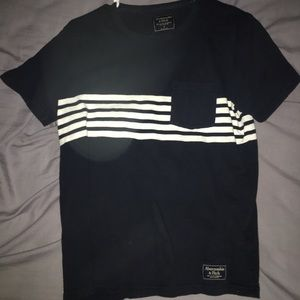 Men's Abercrombie and Fitch pocket Tee